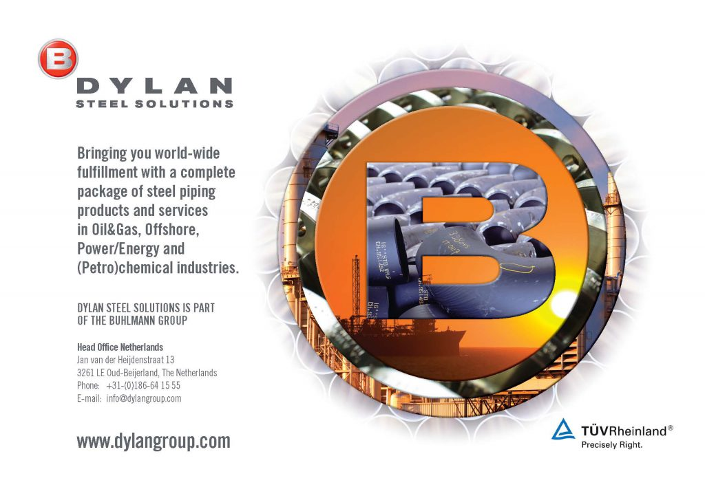 DYLAN Steel Solutions chosen as being best supplier